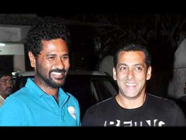 Prabhudeva may direct Salman Khan's Dabangg 3