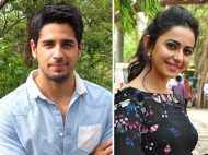 Sidharth Malhotra to romance Rakul Preet Singh in Aiyaary