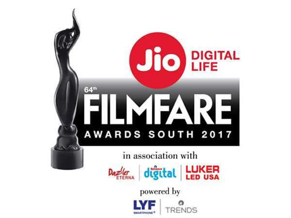 64th Jio Filmfare Awards (South)