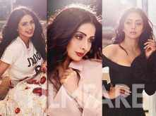 Watch the making of Sridevi's latest Filmfare cover