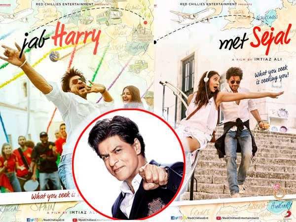 Shah Rukh Khan clears rumors regarding Jab Harry Met Sejal