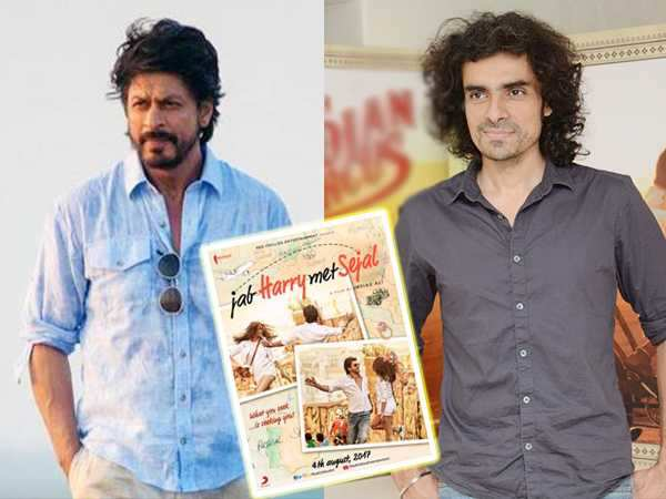Shah Rukh Khan talks about Jab Harry Met Sejal and Imtiaz Ali