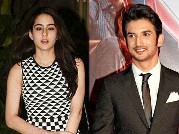 Sara Ali Khan to make her debut opposite Sushant Singh Rajput in Abhishek Kapoor's next