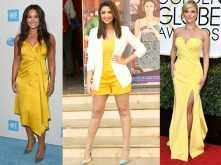 Demi Lovato, Parineeti Chopa and Reese Witherspoon drench in yellow