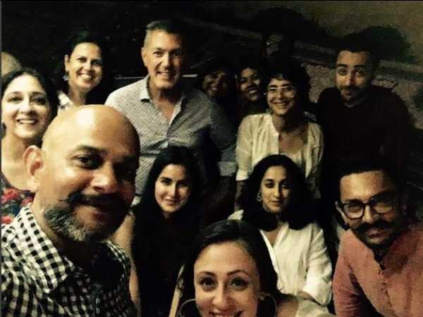 Imran Khan and Avanatika Malik Khan chill in Malta with the team of Thugs Of Hindostan