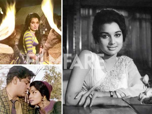 I was enamoured by Nasir saab - Asha Parekh