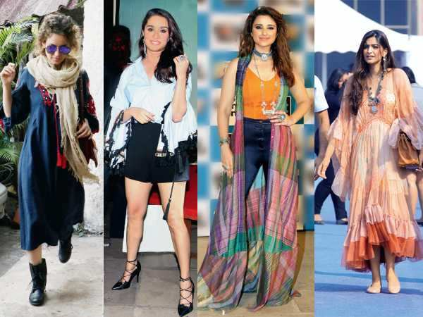These divas carry a Bohemian air with them