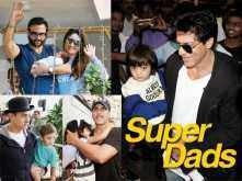 Father's Day Special: Check out Bollywood's Super Dads!