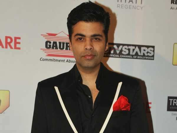 Karan Johar is now a father of twins!