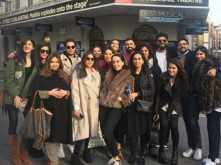 Sonam Kapoor snapped in London with boyfriend Anand Ahuja