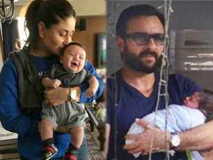 Taimur is not the only star kid in town. - Saif Ali Khan