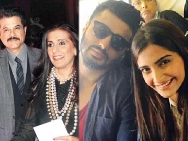Anil, Sonam, Rhea and Harshvardhan plan a grand party for Sunita Kapoor