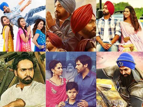 Nominations for the Best Film category of the Jio Filmfare Awards (Punjabi)