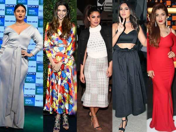Recent 5 fashion mistakes of actresses