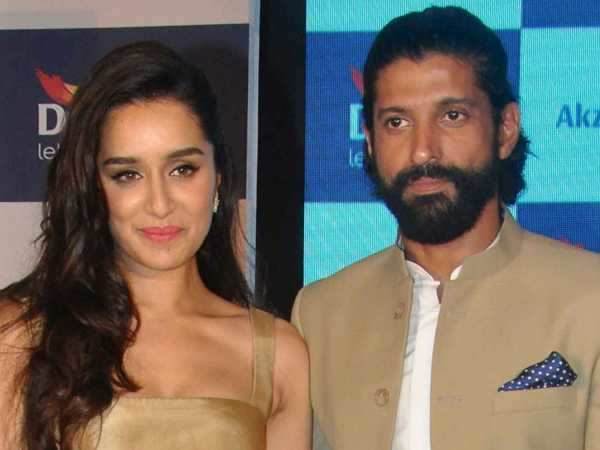 Shraddha Kapoor and Farhan Akhtar split?
