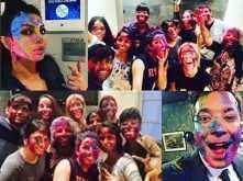 You've got to see how Priyanka Chopra and Jimmy Fallon celebrated Holi