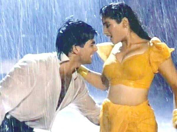 """It was great honour working with Raveena Tandon"" - Akshay Kumar"