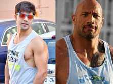 Varun Dhawan fanboying about Dwayne Johnson is just too adorable!