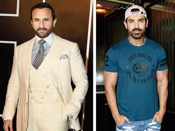 Do you know what's common between Saif Ali Khan and John Abraham?