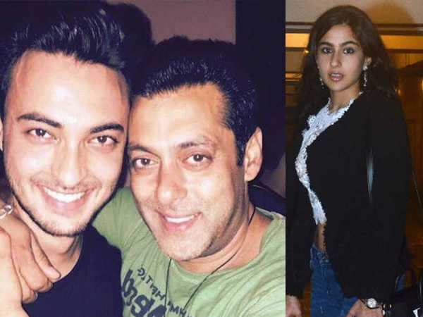 Salman Khan to produce a film for brother-in-law Aayush Sharma