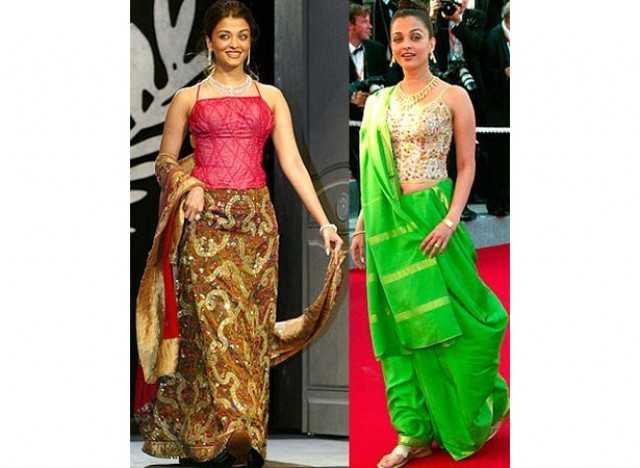 Aishwarya Cannes 2003