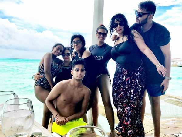Ajay Devgn's latest picture from his holiday is giving us all major vacation goals