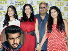 Arjun Kapoor talks about his half sister's Jhanvi and Khushi Kapoor