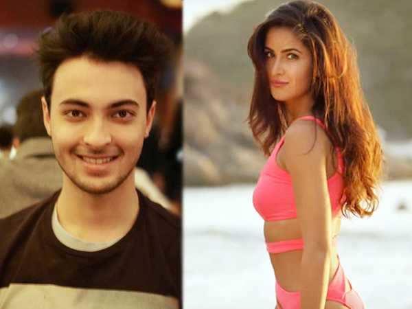 Aayush Sharma to debut opposite Katrina Kaif in Salman's Raat Baaki?
