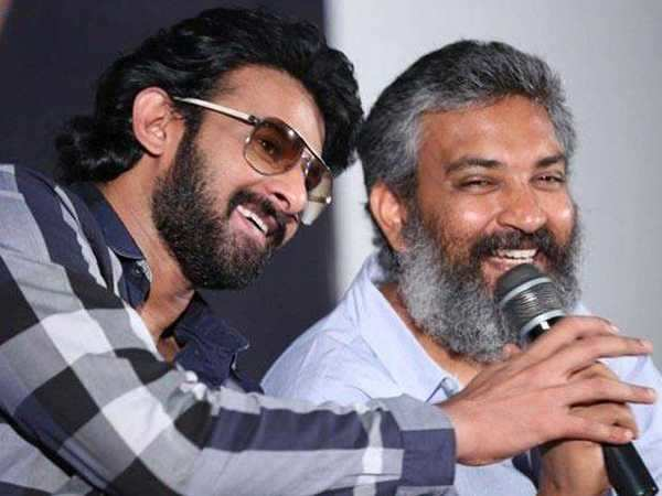 Prabhas feels blessed that Rajamouli wrote Baahubali's character for him