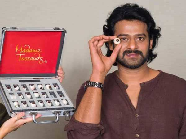 Prabhas is the latest Indian star to get a statue at Madame Tussauds