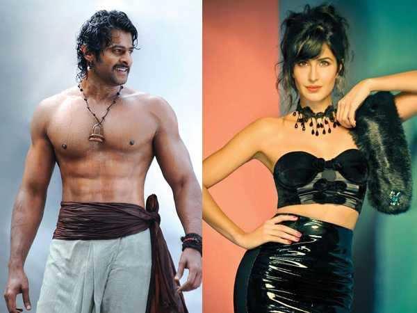Katrina Kaif and Prabhas to work together?