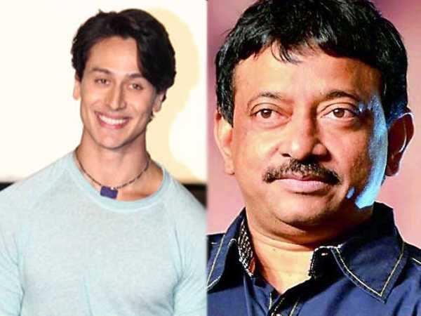 Ram Gopal Varma regrets slammingTiger Shroff