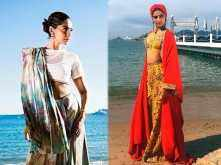 Sonam Kaooor pays homage to women icons in Cannes