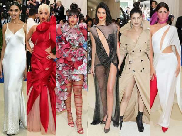 30 best looks from the MET GALA 2017!