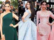 Four designers give their verdict on Aishwarya Rai Bachchan, Deepika Padukone and Sonam Kapoor's Cannes appearances