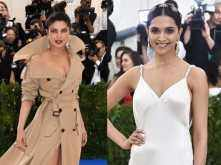 Deepika Padukone's Met Gala dress was among the most searched on the Internet