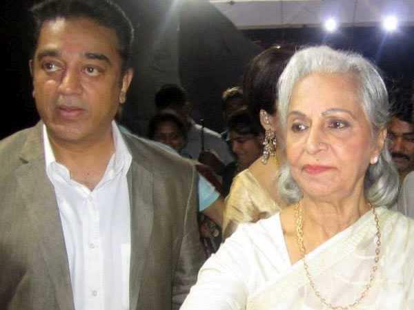 Waheeda Rehman to be part of Vishwaroopam 2