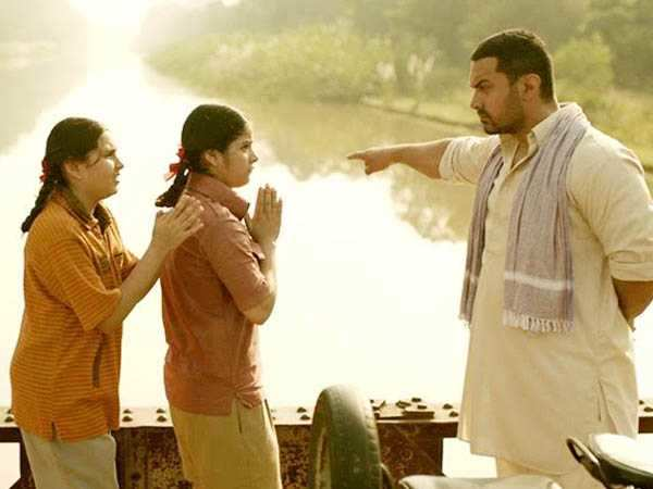 Dangal now has an audio description for the visually impaired