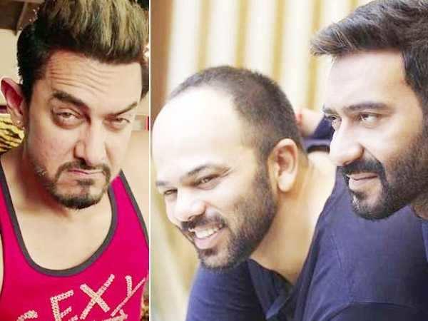 Ajay Devgn on Golmaal Again and Secret Superstar clashing this Diwali