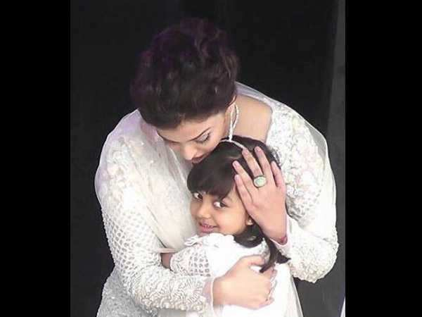 Abhishek Bachchan shares a picture of Aishwarya Rai Bachchan and daughter Aaradhya which defines the mother-daughter bond