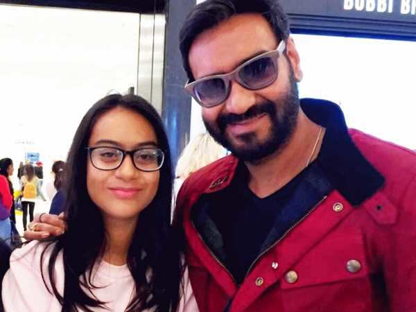 Ajay Devgn takes a dig on the paparazzi chasing star kids