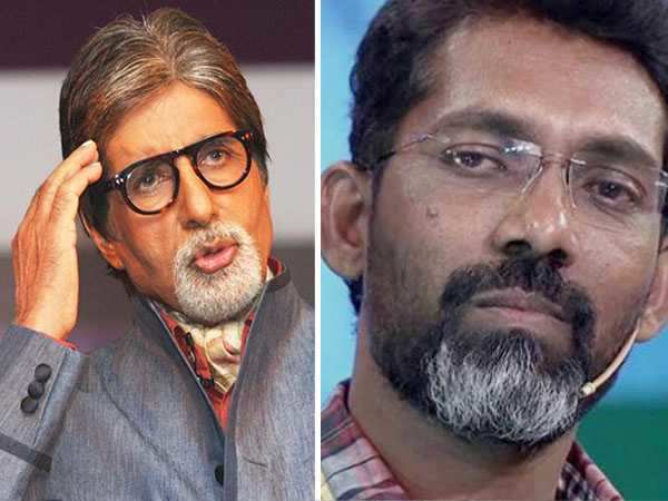 Amitabh Bachchan to play the role of slum soccer founder in his upcoming film