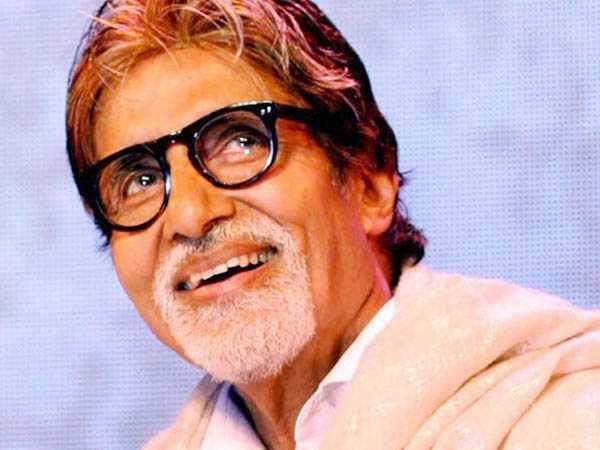 Impressive! Here's a list of Amitabh Bachchan's next few films