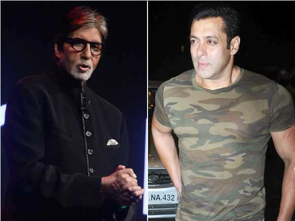 Big news! Amitabh Bachchan to join Salman Khan for Race 3