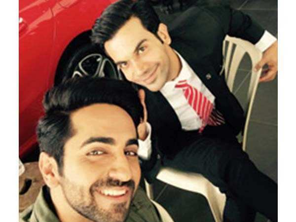 Ayushmann Khurrana has all the sweet things to say about Rajkummar Rao