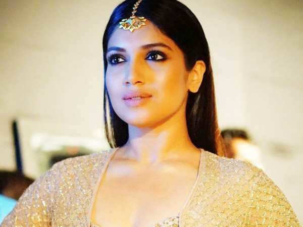 Bhumi Pednekar feels she's being re-launched with Toilet: Ek Prem Katha
