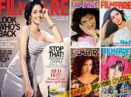 Birthday Special: Sridevi's Filmfare covers