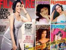 Birthday Special: Sridevi's Filmfare covers