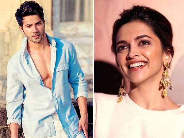 Are Varun Dhawan and Deepika Padukone going to star together in Shoojit Sircar's next?