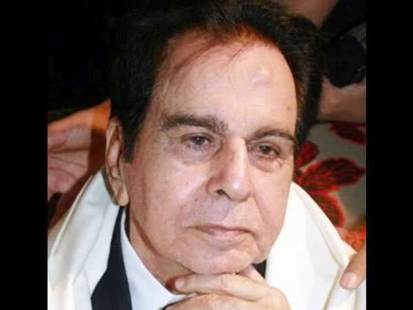 Legendary actor Dilip Kumar's health is better says hospital